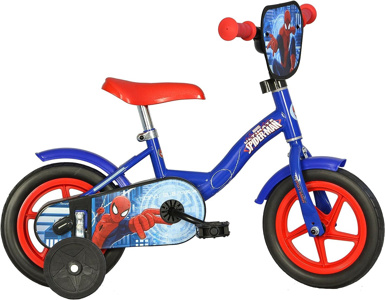 Dino Bikes 108L Tho Niños Metal Azul, Rojo bicicletta - Bicicleta ...