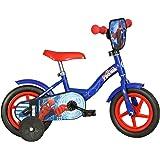 "Dino Bikes 108 L-SA Vélo Garçon - Spiderman, 10"""