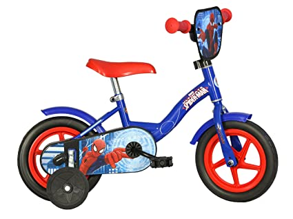 Robbie Toys Dino Bikes 104L-SA 10-Inch Spiderman Bicycle