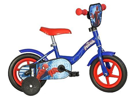 Dino Bikes Bicicletta Spiderman