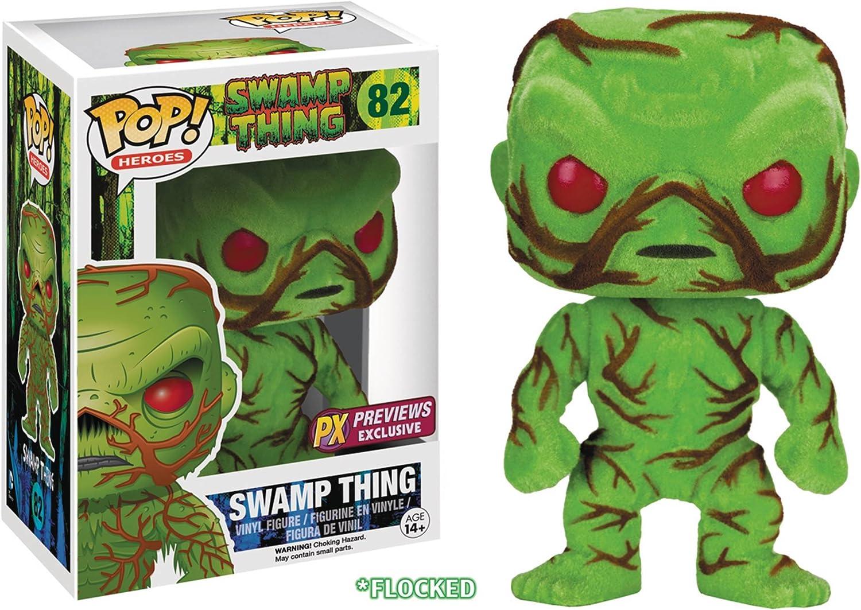 Pop DC Heroes Swamp Thing Vinyl Figure