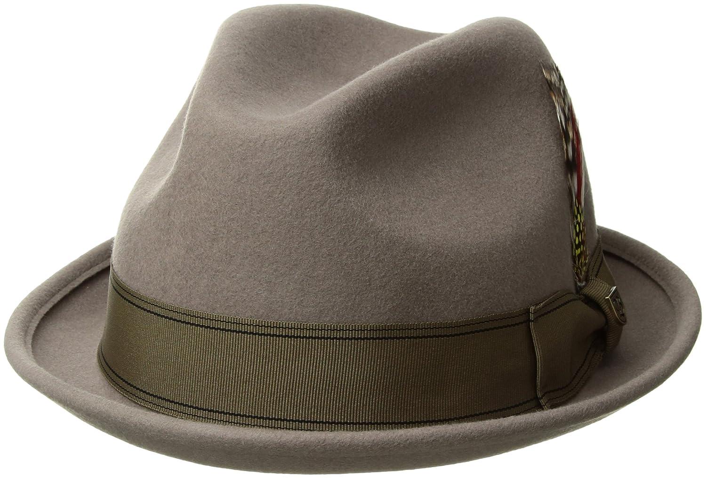 Brixton Unisex Headwear Gain Fedora