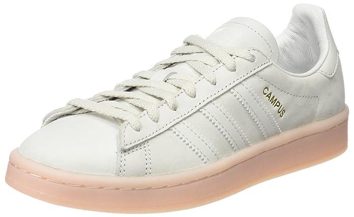 Weiße Damen adidas Campus Sneaker