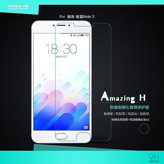 7 opinioni per Nillkin Amazing H- Vetro temperato 9H protezione dello schermo 0,3mm per Meizu