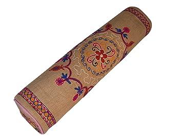Bolsa para esterilla de yoga Funda hecha a mano bordado ...