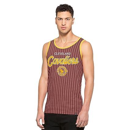 8c052e93964dc8 Amazon.com   NBA Men s  47 Pinstripe Tank Top   Sports   Outdoors