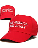 Fashion 2016 Make America Great Again - Donald Trump Hat Cap Red ドナルド・トランプ・キャップ