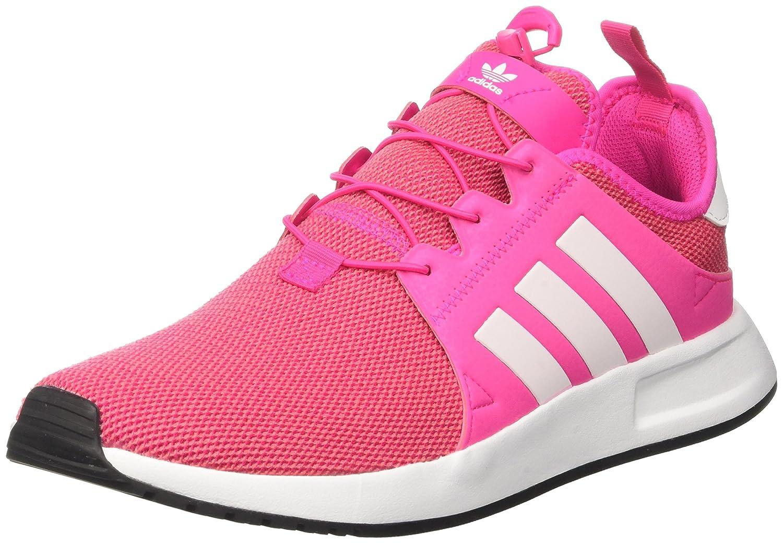 Adidas X_PLR J, Zapatillas Unisex Niños 37 1/3 EU|Rosa (Shopin/Ftwwht/Shopin)