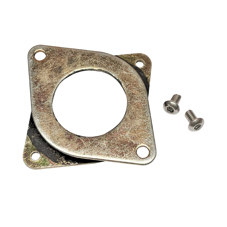 CNC 3D Printer M3 Screws 3 Pack NEMA 17 Steel and Rubber Stepper Motor Vibration Damper