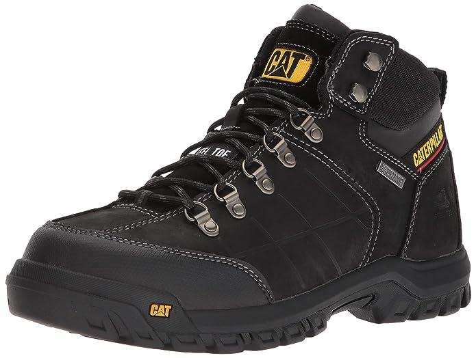 921e2e7fa25 Amazon.com   Caterpillar Men's Threshold Waterproof Steel Toe ...