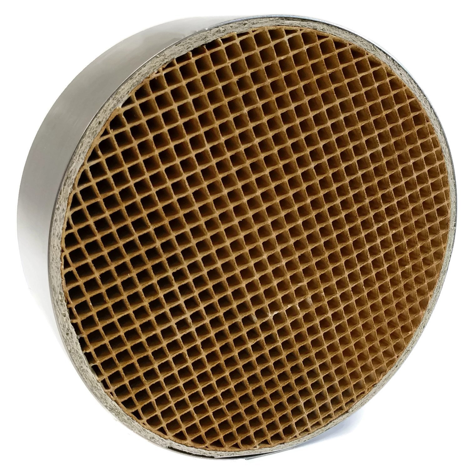 Midwest Hearth Wood Stove Catalytic Combustor Replacement Catalyst Dutchwest Englander (6'' x 2'' Round Ceramic) by Midwest Hearth