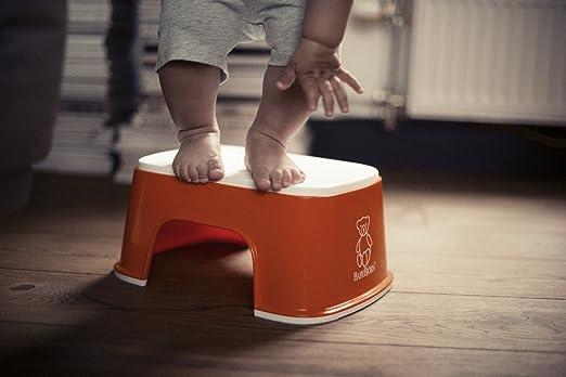 Amazoncom Babybjorn Step Stool Turquoise Toilet Training Step
