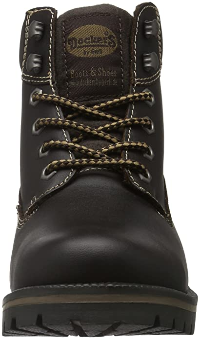 35aa303 Gerli 110300Bottes Femme By Dockers Courtes EW29IDH