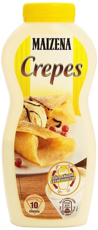 Maizena - Crêpes - 198 g - [pack de 4]: Amazon.es: Alimentación y bebidas