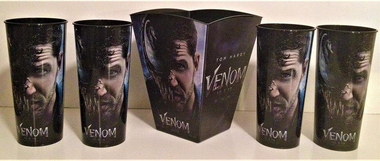 Marvel Comics: Venom Movie Theater Exclusive 170/44 oz Family Pack #2