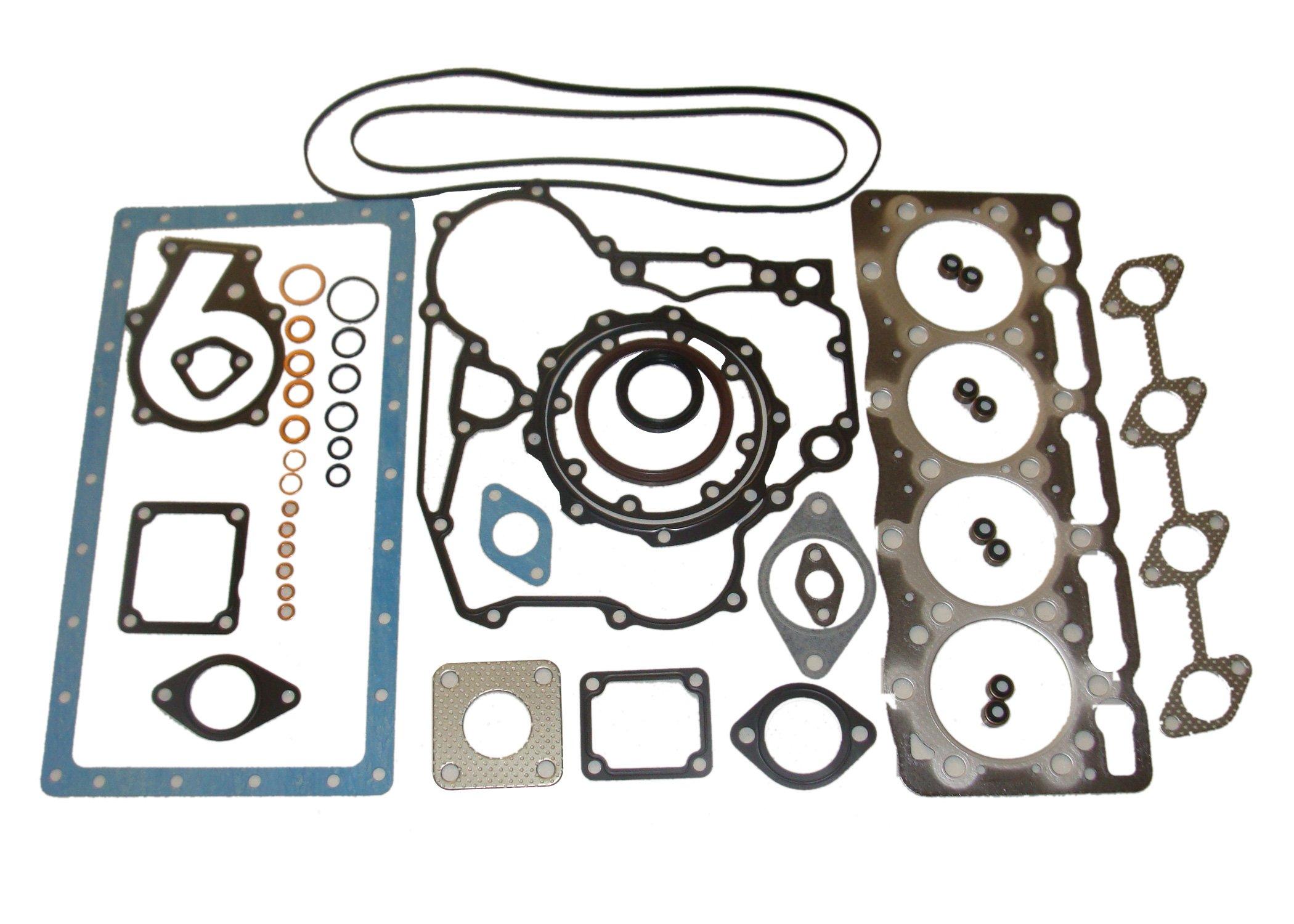 New Kubota V1505 Full Gasket Set by Kumar Bros USA