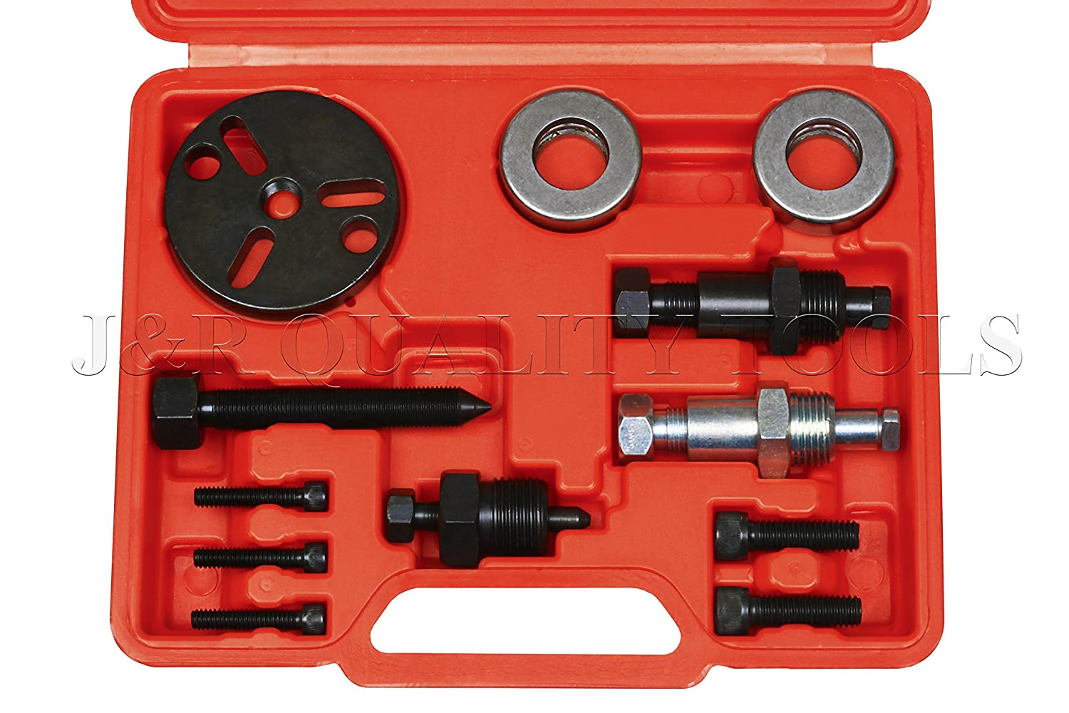 A//C Compressor Clutch Remover Air Conditioner AC Automotive Auto Puller Tool Kit