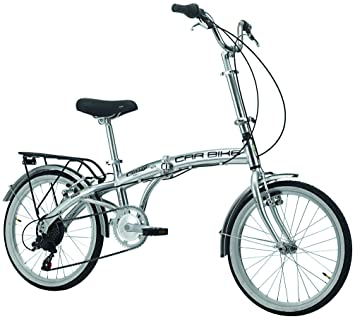 Bicicleta plegable en amazon