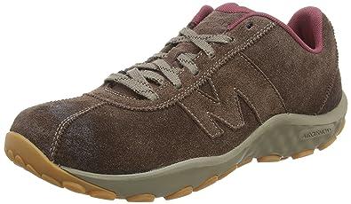 Merrell Sprint Lace Suede AC+ Herren Sneaker Braun (Bracken) 50 EU