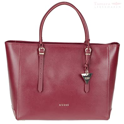 Guess Borsa Donna in Pelle Shopping bag maniglie allungabili