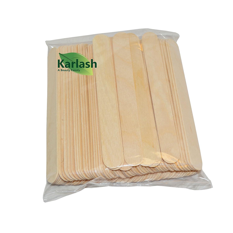 Karlash Jumbo Craft Sticks 6 Length Pack of 200