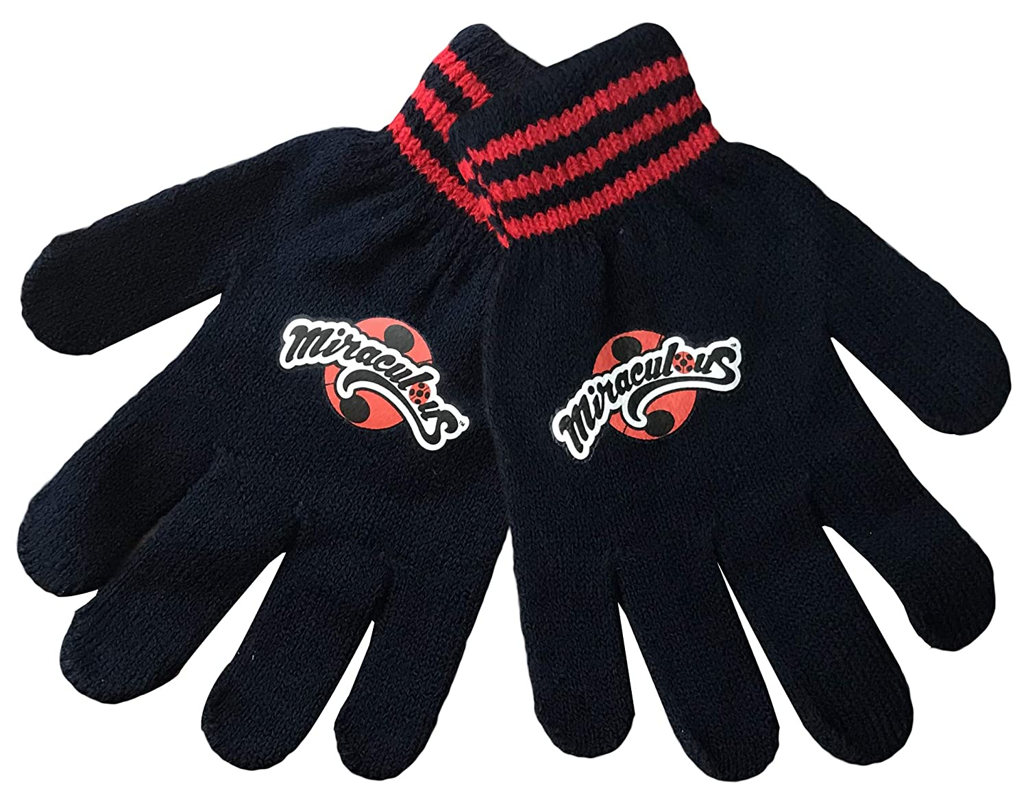 Miraculous Tales of Ladybug and Cat Noir Winter Hand Gloves