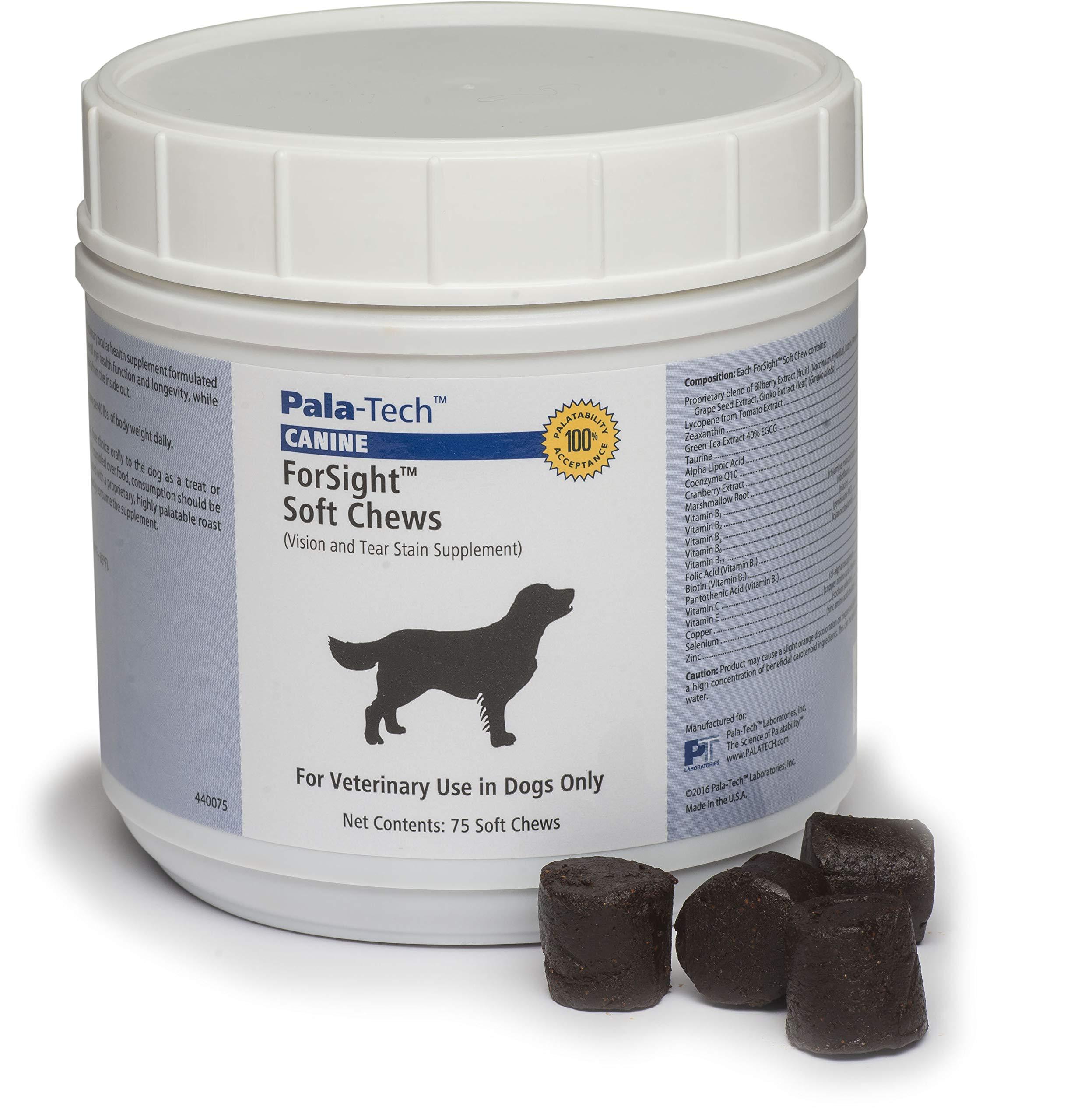Pala Tech Canine Forsight Soft Chews by Pala Tech
