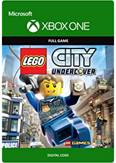 Lego City Undercover Selects Wii U Download Code Amazoncouk Pc