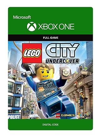 Lego City Undercover Xbox One Download Code Amazoncouk Pc