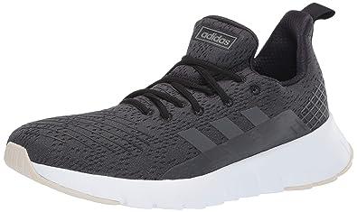 free shipping dec68 5ca63 adidas Mens Asweego Running Shoe, Black Grey, ...