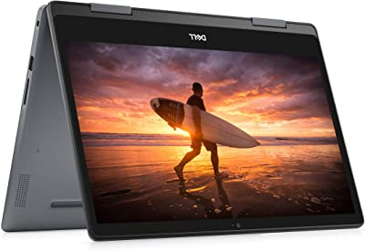 Dell Inspiron 2 in 1 Convertible Touchscreen Laptop