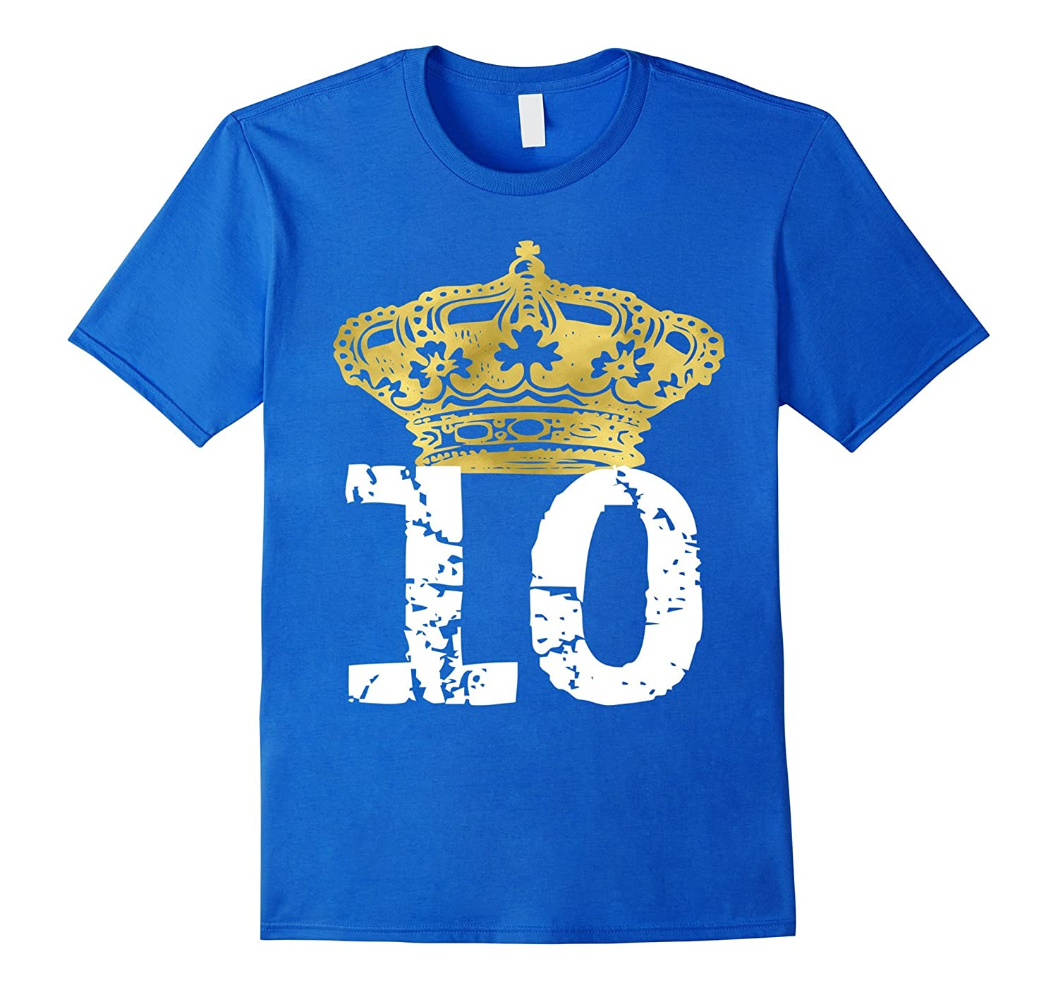 This Guy Is 10 Years Old 10th Birthday Boy Gift Dude T Shirt ANZ