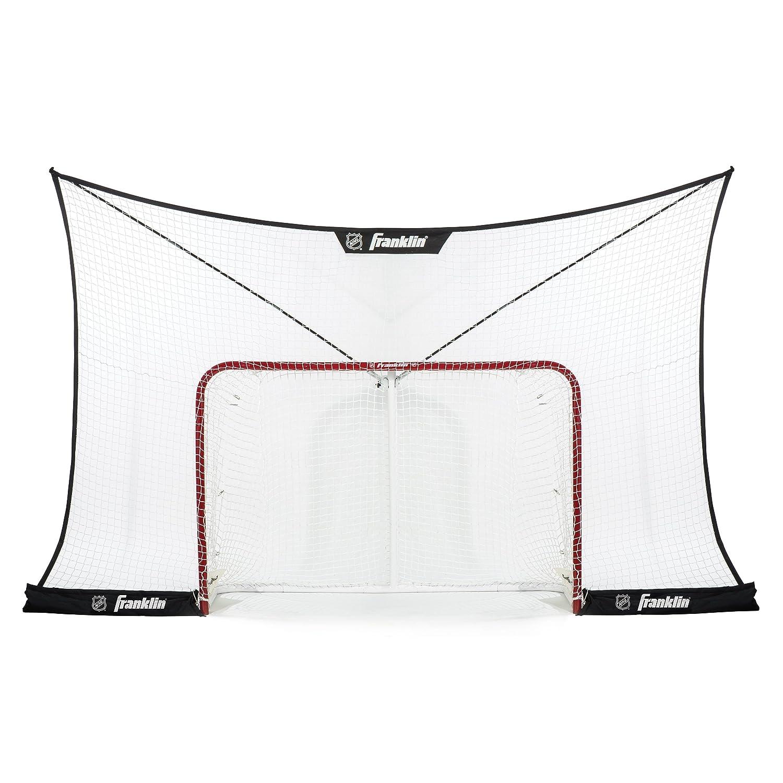 Franklin Sports Hockey Backstop Net - NHL - Fits 72 Inch Goal