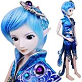 """EVA BJD 24"""" 1/3 Customized Male BJD Doll 60cm 20 Ball Mechanical Jointed Doll with Full Set of Accessories + Makeup…"""
