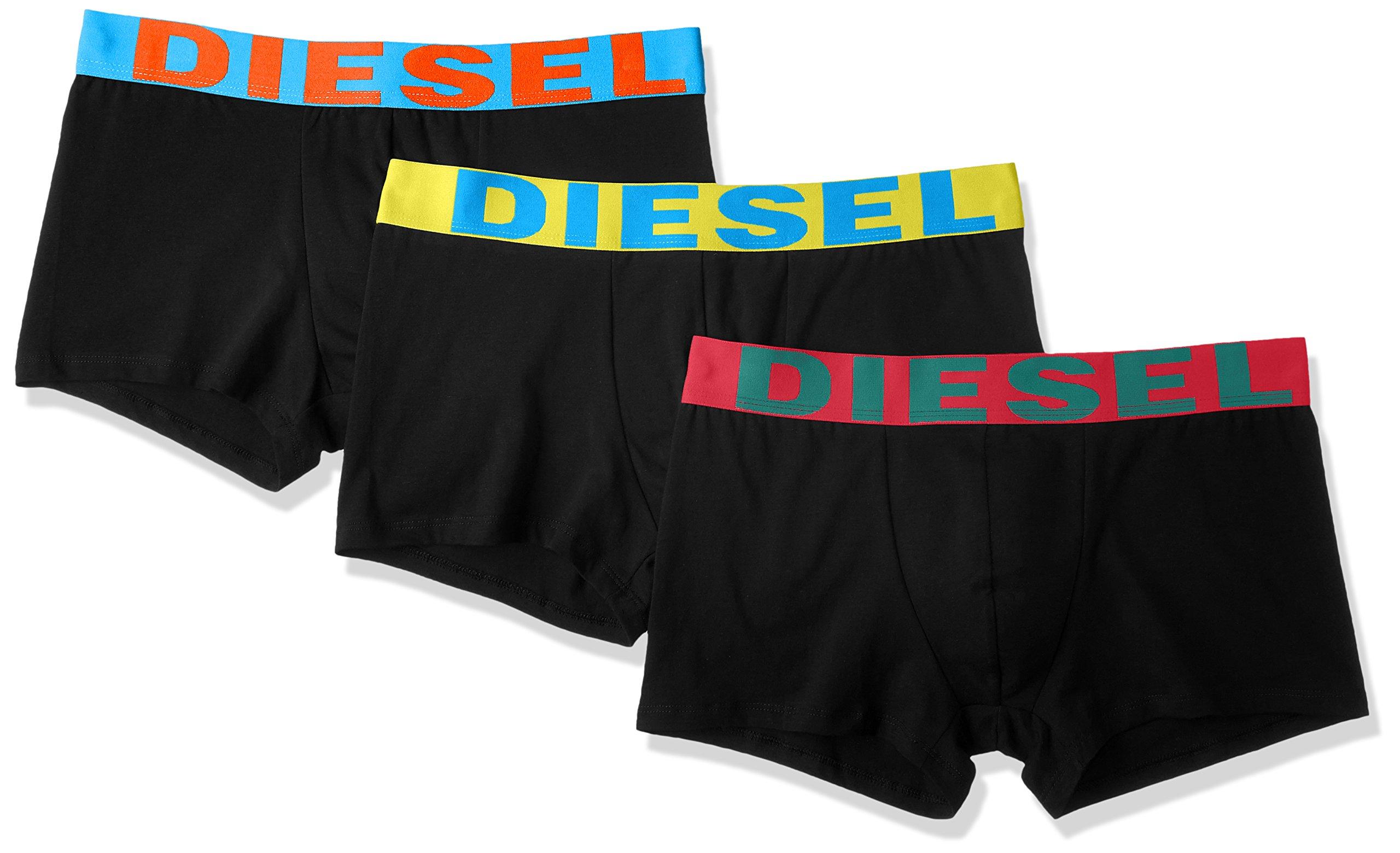 Diesel Mens UMBX-damienthreepack Boxer 3pack Microfiber