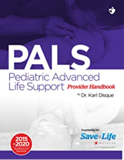 Pediatric advanced life support provider manual leon md pediatric advanced life support pals provider handbook first aid health care fandeluxe Gallery