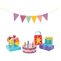 Le Toy Van Daisylane Party-Time Doll's House Accessory Pack