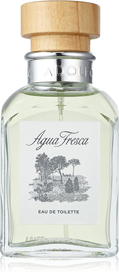 Adolfo Dominguez Agua Fresca Eau De Toilette Spray 120 Ml Amazon Ca Beauty