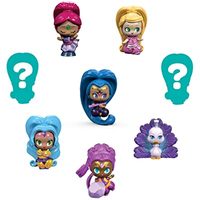 Fisher-Price Nickelodeon Shimmer & Shine, Teenie Genies, Genie (8 Pack), #7: Toys & Games
