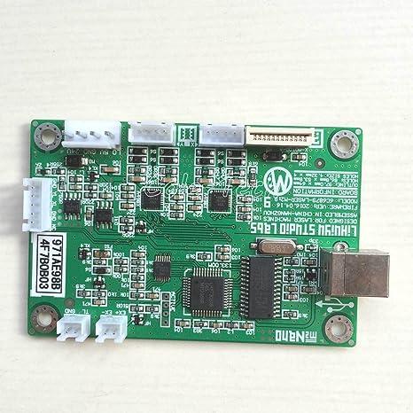 LIHUIYU M Main Board Co2 Laser Controller Engraver Cutter no dongle
