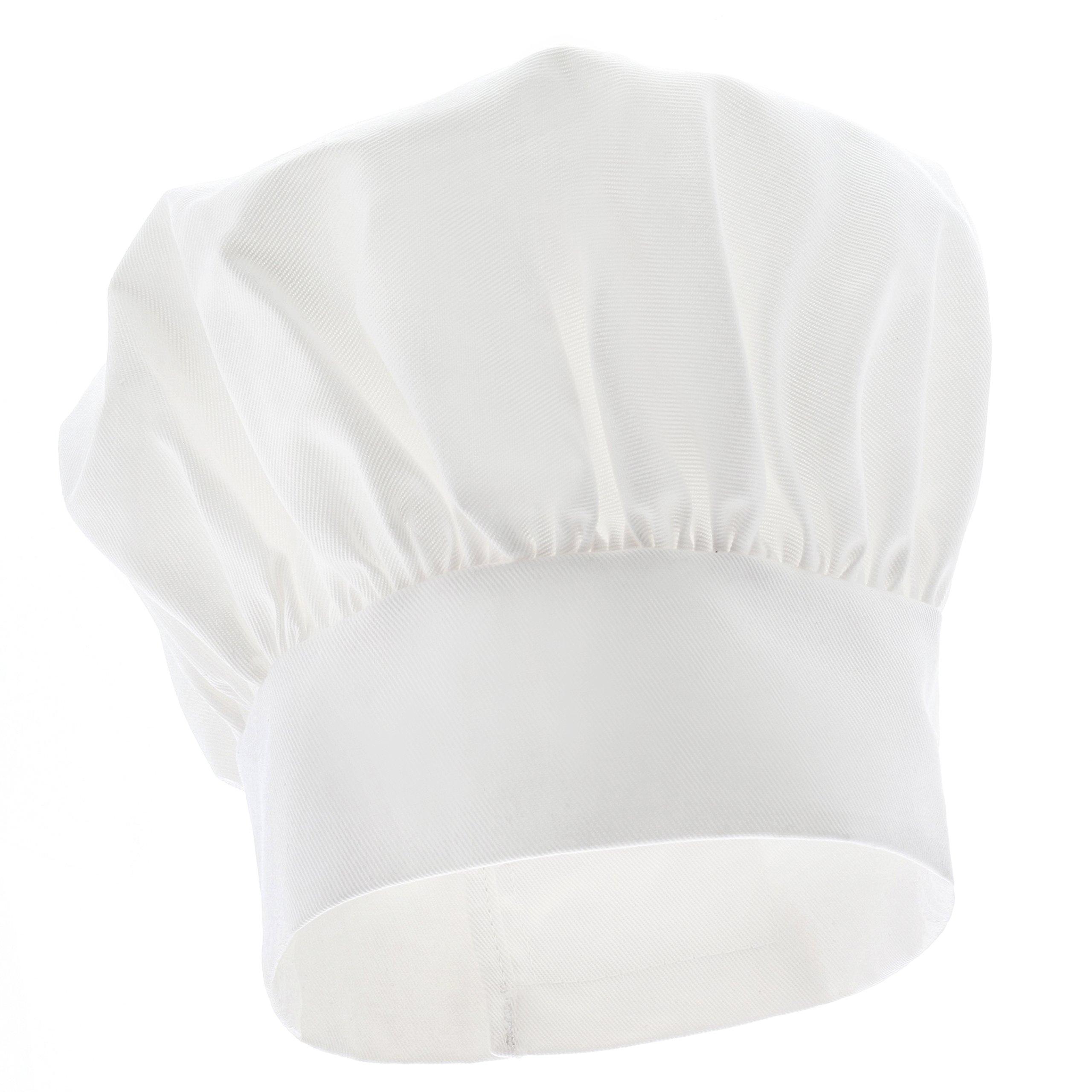 Kitchen Supply Child's Adjustable White Twill Chef's Hat