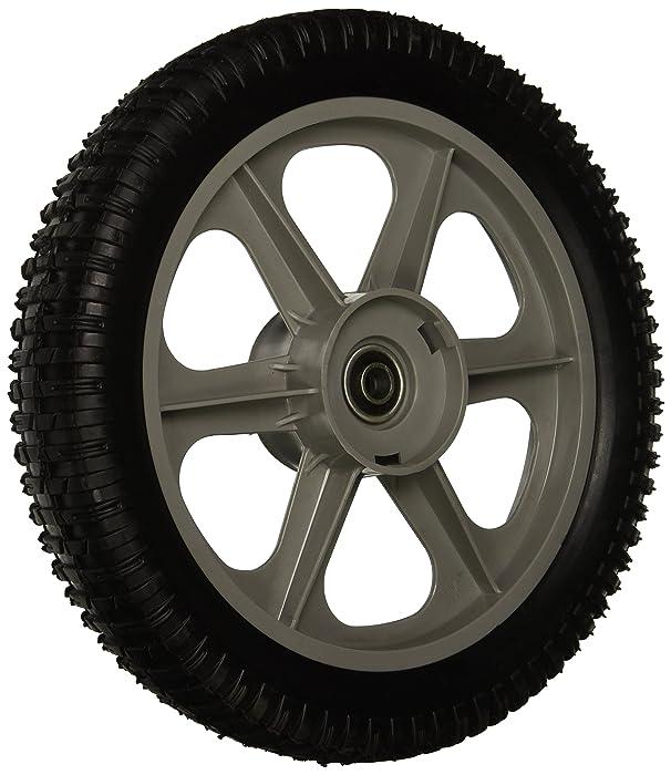 "MaxPower 335112 Plastic Spoked Wheel, 12"" X 2"""