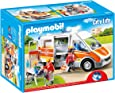 Playmobil - Ambulancia con luces y sonido (66850)
