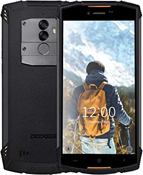 DOOGEE S55 Lite Smartphone Libre 4G4G IP68 Impermeable Antipolvo ...