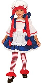 Yarn Babies Girl Ragdoll Costume, Medium