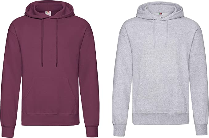 Fruit of the Loom Herren Hooded Sweat Sweatshirt