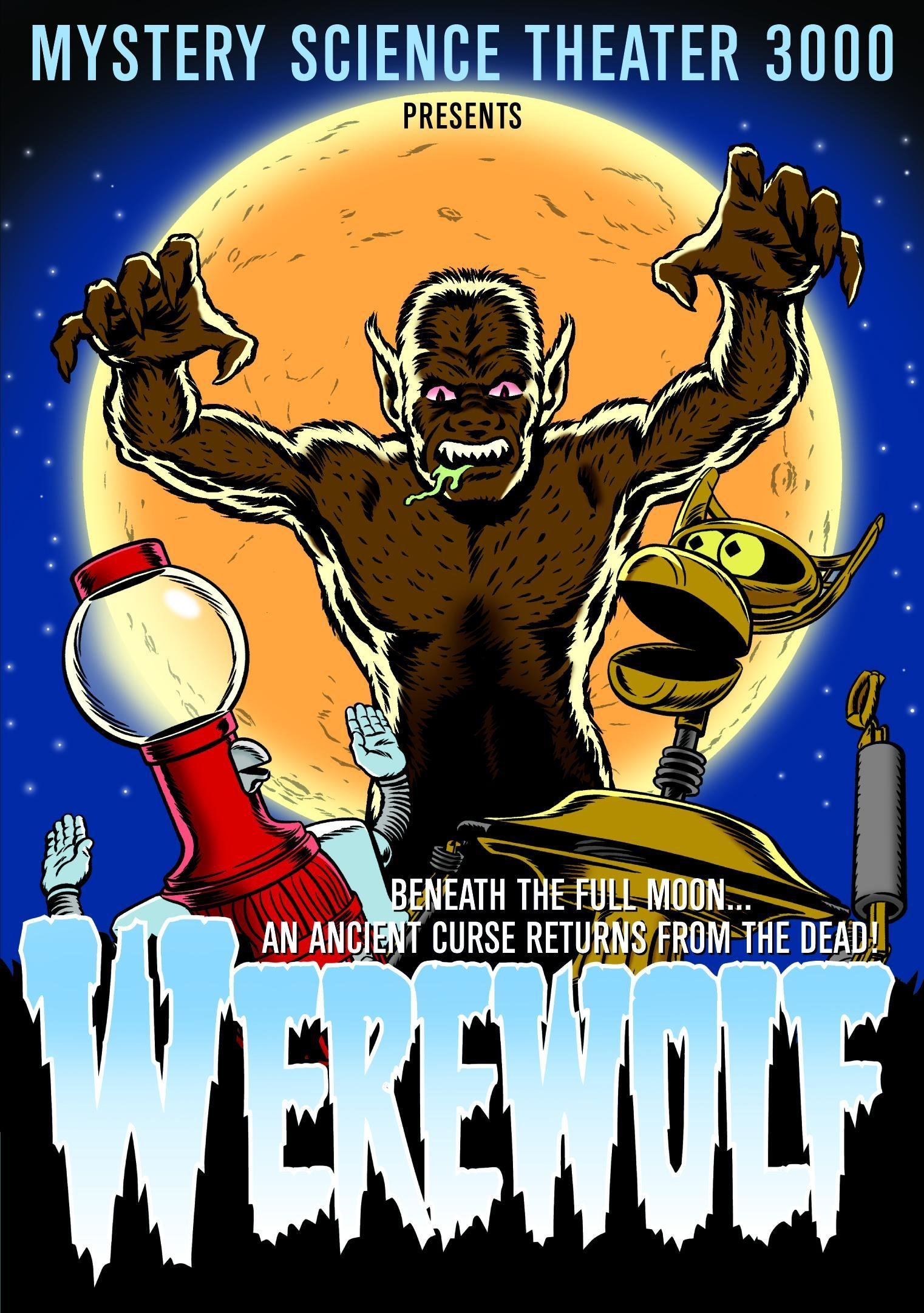 Amazon Com Watch Mystery Science Theater 3000 Werewolf Prime Video