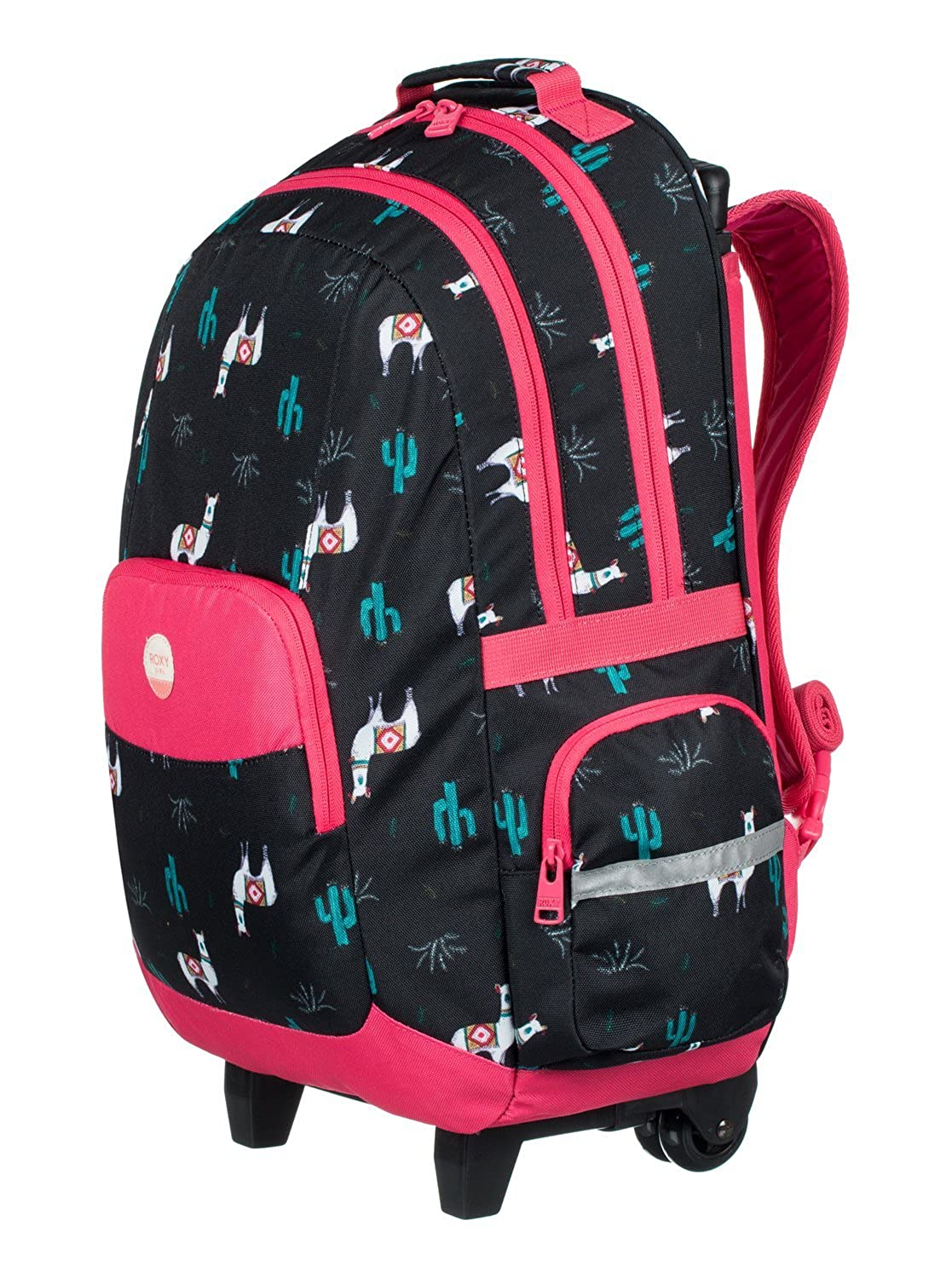 Roxy - Free Spirit - Mochila - Anthracite Peru Travel: Roxy: Amazon.es: Deportes y aire libre