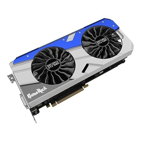 Palit NEB1080H15P2-1040G NVIDIA GeForce GTX 1080 8GB - Tarjeta gráfica (Activo, ATX, NVIDIA, GeForce GTX 1080, GDDR5X, PCI Express x16 3.0)