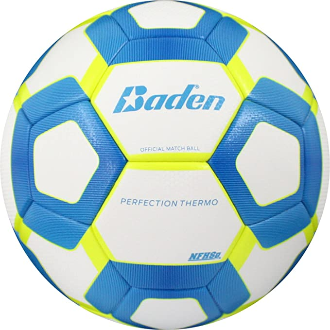 Baden Perfection Equalizer – Balón de fútbol, tamaño 5: Amazon.es ...